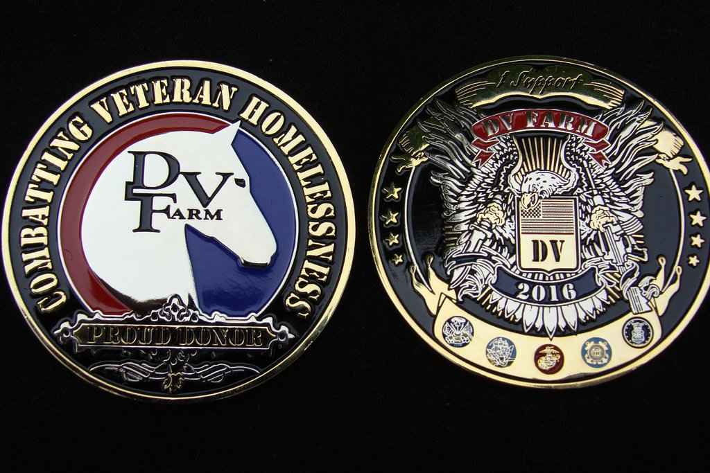 DV Farm 2016 Coin